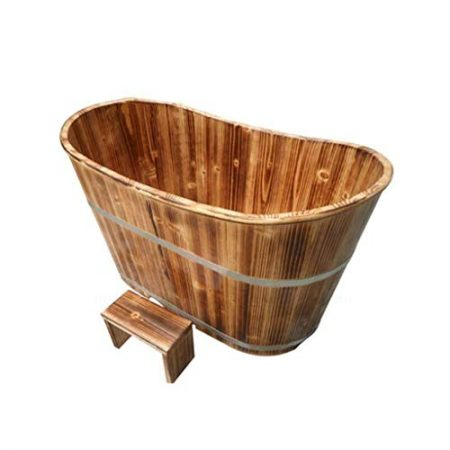 Badewanne aus Holz & Badetonne aus Holz