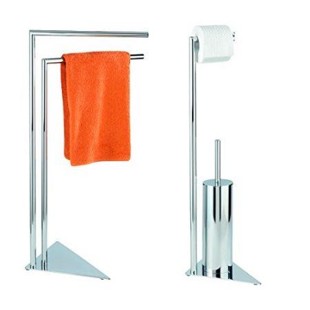 Garnitur für die Toilette & WC Bürsten Set