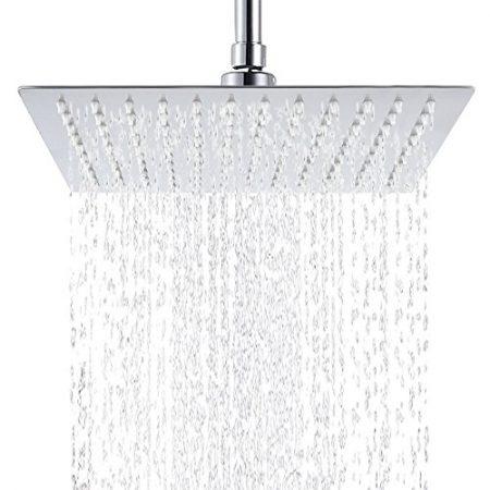 Regenduschen & XXL Dusche mit großem Brausekopf