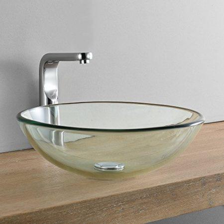 Glaswaschbecken & Waschschale aus Glas