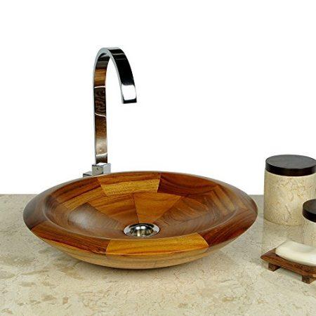 Holzwaschbecken & Waschbecken aus Holz