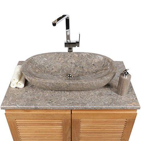 Handwaschbecken aus Marmor & Marmor Waschschale